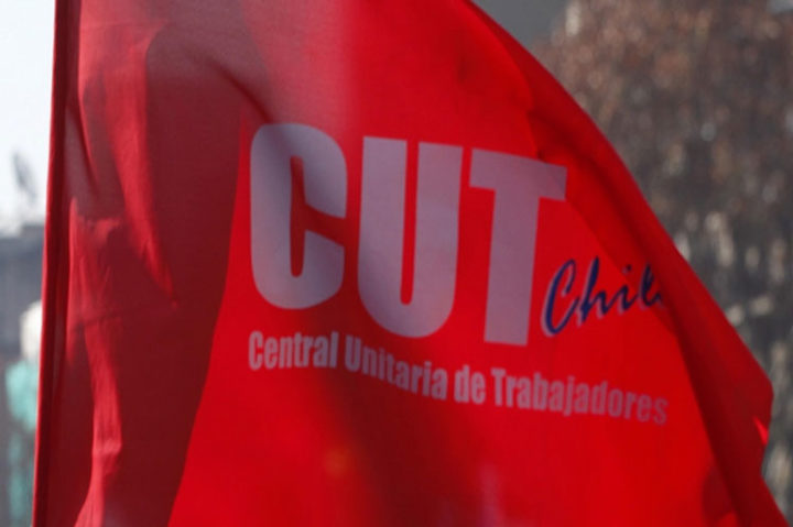 Chile´s CUT calls for a strike
