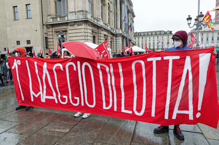 Torino: il 1° maggio dei movimenti
