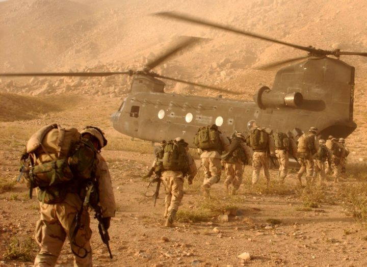 United States Withdraws From Afghanistan? Not Really
