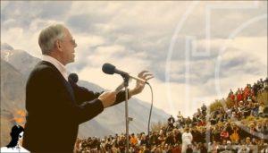 4 de Mayo, homenaje a Silo en el aniversario de su arenga sobre «La Curación del Sufrimiento»