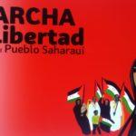 Espagne : Marche pour la Liberté du Peuple Sahraoui