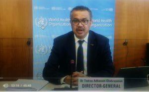 Ouverture de la soixante-quatorzième Assemblée mondiale de la santé