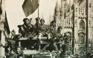 Aprile 1945, Giannetto Pericoli: Milano si è liberata da sola!
