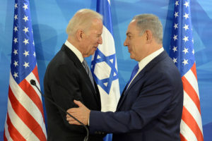 After blocking UN statement for third time, Biden says he supports ceasefire