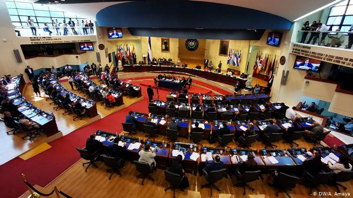 El Salvador: Bukele, potere assoluto