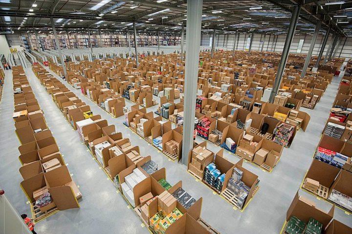 Amazon Europa: record di vendite e nemmeno un centesimo di imposte