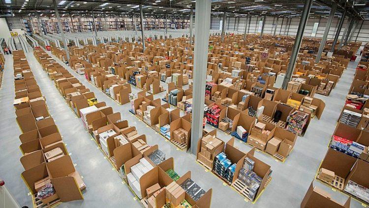 Amazon Europe : Des ventes record et pas un centime de taxes