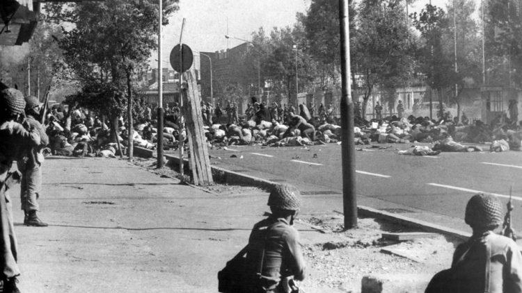 Jaleh square, Tehran, September 8, 1978.