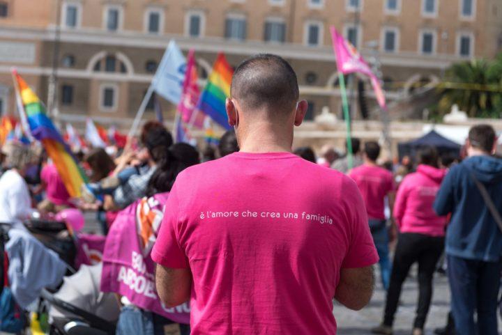 Roma, Ddl Zan: l'associazionismo chiede l'approvazione
