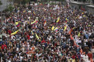PHI sobre la situación en Colombia: «La democracia real es la salida hacia un cambio profundo»