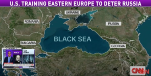 Manöver mit 30'000 Nato-Soldaten jetzt am und im Schwarzen Meer
