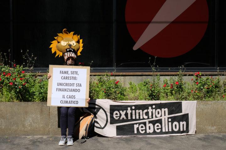 Extinction Rebellion Torino XR 13-05-2021 12