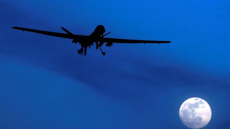 Lasst die Drohnen am Boden!
