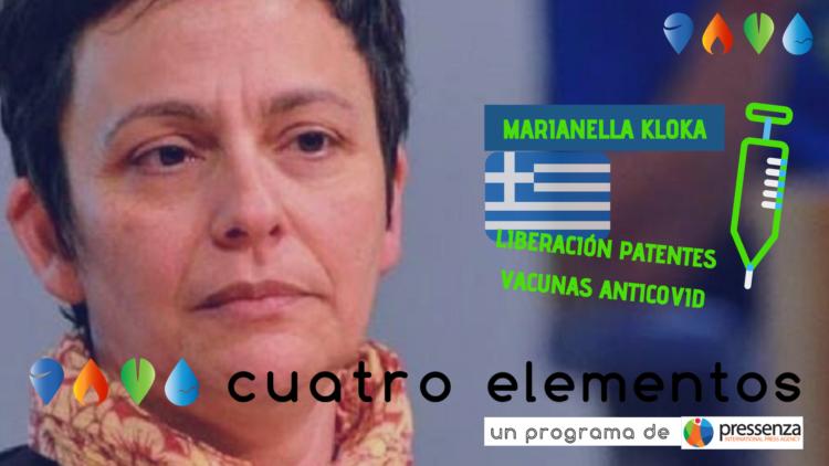 Débat en faveur de la libération des brevets des vaccins anti Covid, par Marianella Kloka
