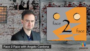 Face 2 Face with Angelo Cardona
