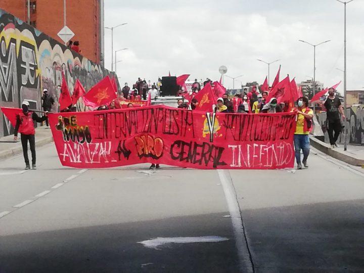 Colombia: el paro nacional continuará