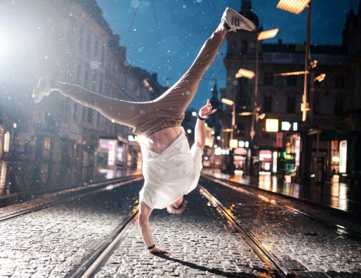 Im Regen tanzen lernen