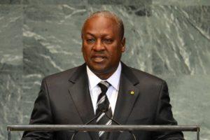 H.E. President John Mahama Appointed As AU High Representative for Somalia