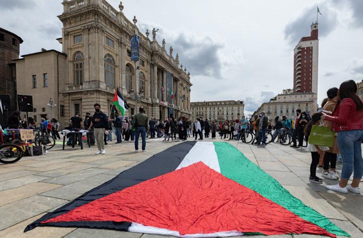 Manifestazione Palestina 1