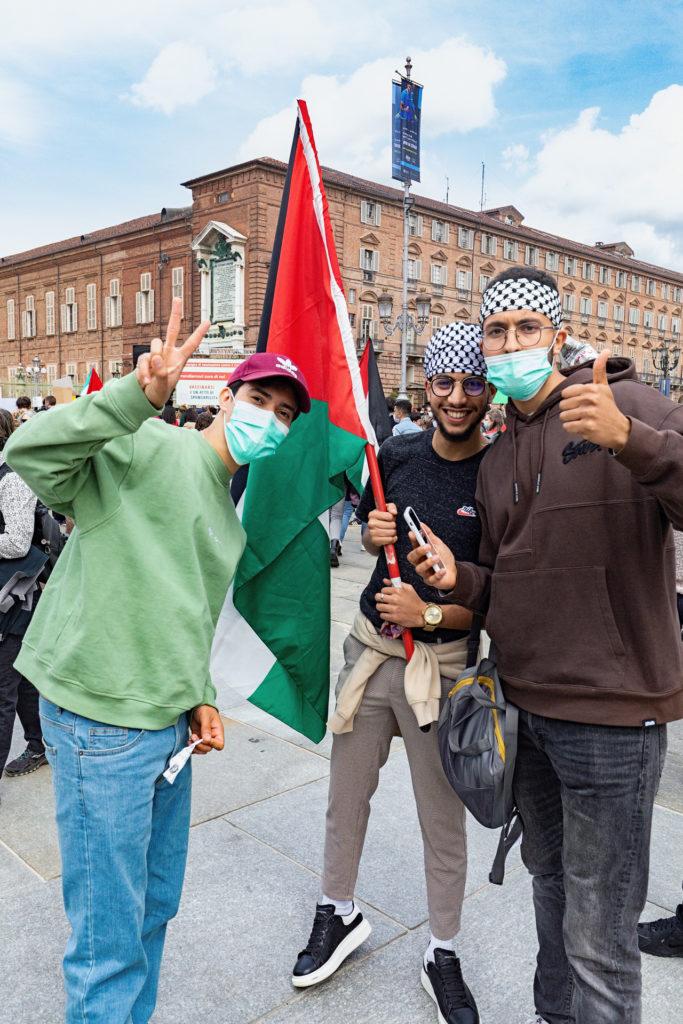 Manifestazione Palestina 12