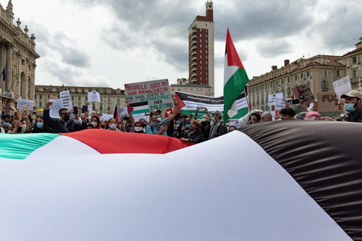 Manifestazione Palestina 18