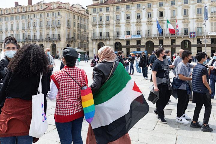 Manifestazione Palestina 2