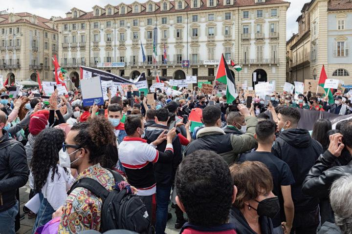 Manifestazione Palestina 20