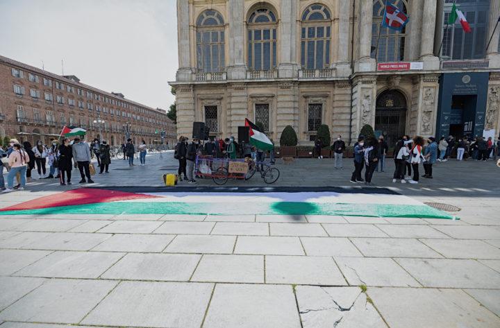 Manifestazione Palestina 22-05-2021 1