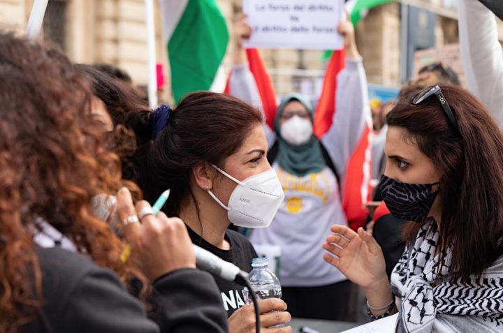 Manifestazione Palestina 23