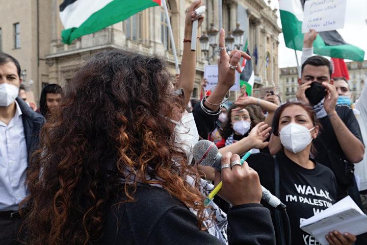 Manifestazione Palestina 25