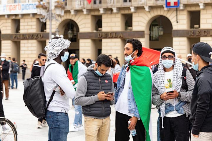 Manifestazione Palestina 26