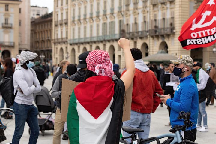 Manifestazione Palestina 27