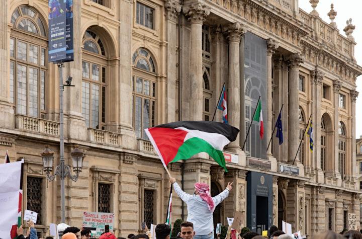 Manifestazione Palestina 28