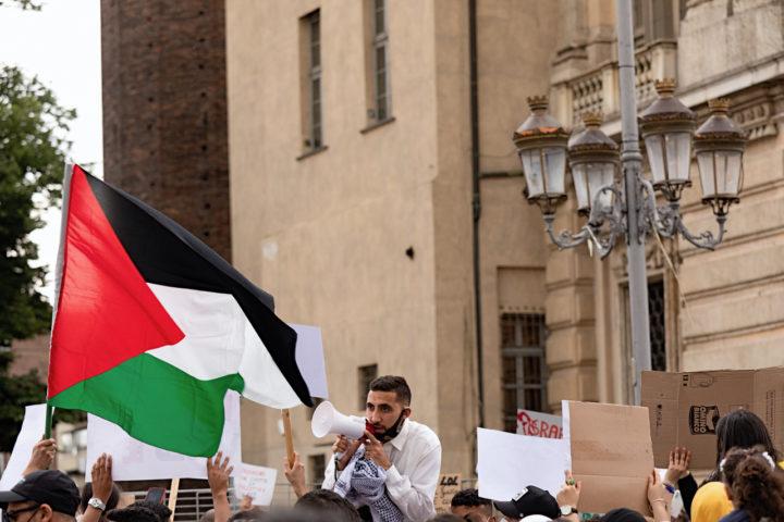 Manifestazione Palestina 29
