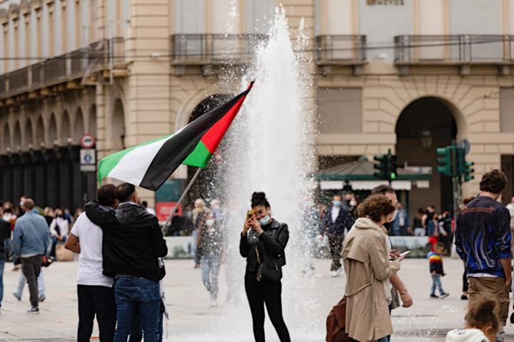 Manifestazione Palestina 30