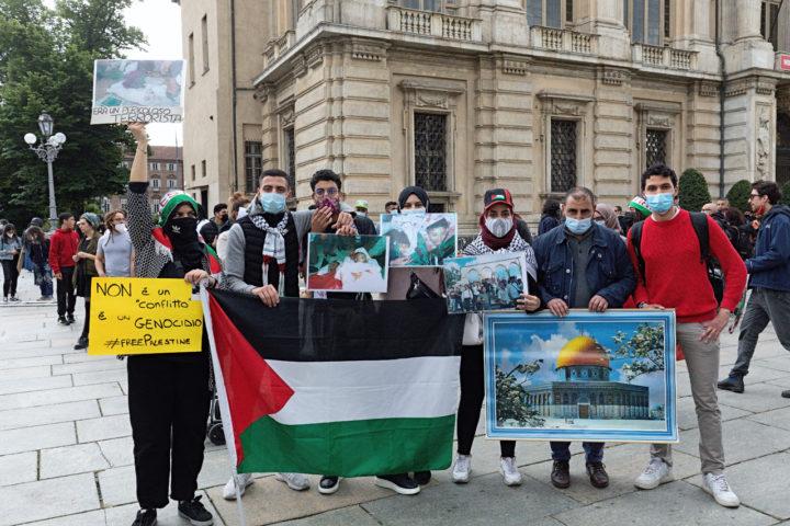 Manifestazione Palestina 32