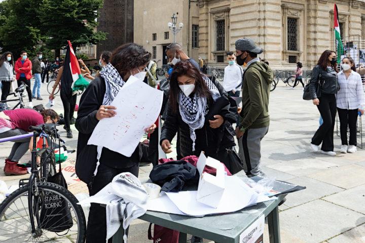 Manifestazione Palestina 4