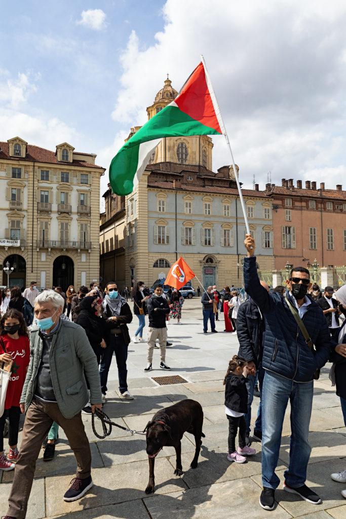 Manifestazione Palestina 5