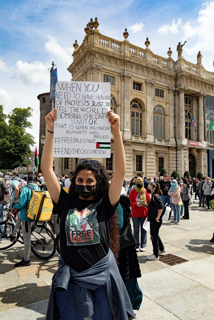 Manifestazione Palestina 6