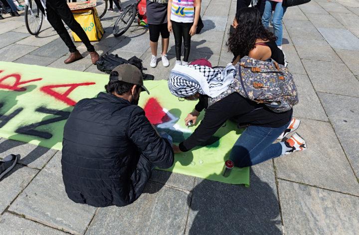 Manifestazione Palestina 7