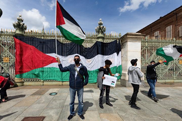 Manifestazione Palestina 9
