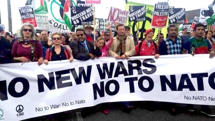 Warum sollten sich neue Generationen für die Abschaffung der NATO einsetzen?