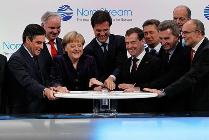 Nord Stream 2: US-Sanktionen richten sich primär gegen deutsche Wirtschaftsinteressen (I)