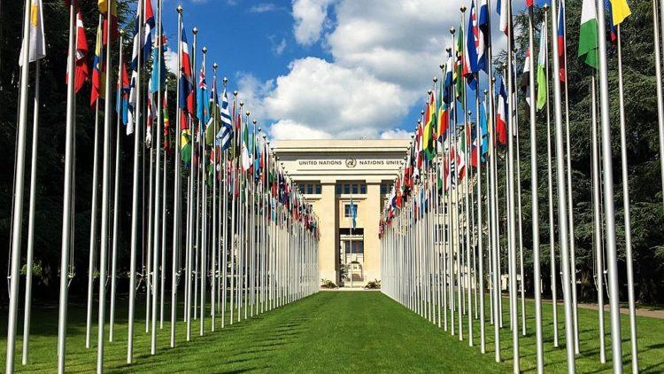 ONU a Ginevra