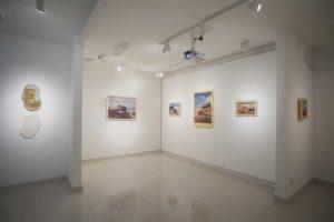 """Prorrogada exposição """"Jeane Terra – Escombros, peles, resíduos"""" até 11 de junho, na galeria Simone Cadinelli"""