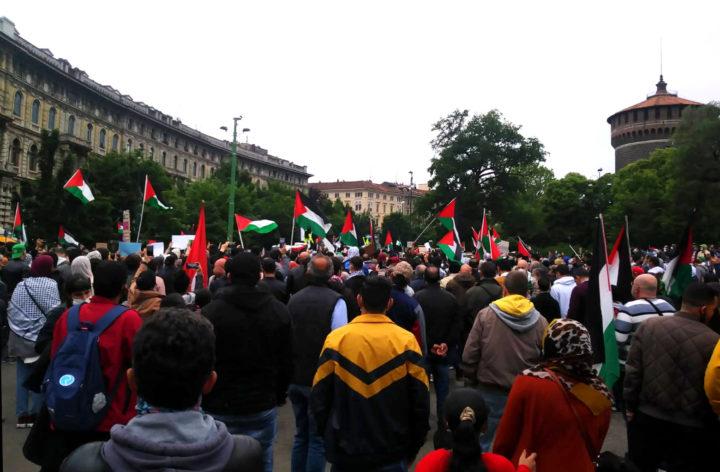 Presidio Palestina 2