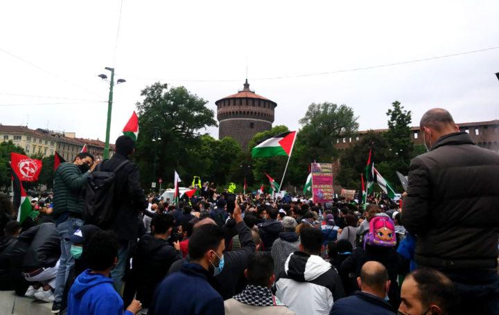 Presidio Palestina 3