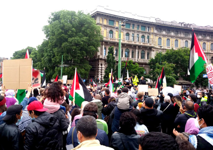 Presidio Palestina 4