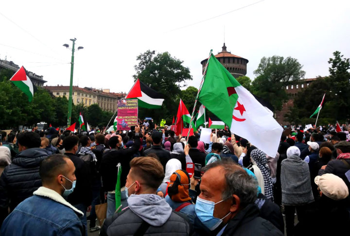 Presidio Palestina 5