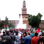 """Associazione dei palestinesi a Milano: """"Non lasciateci soli"""""""